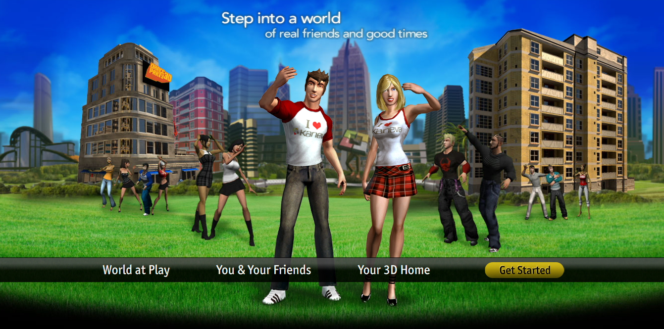 3d virtual chat rooms