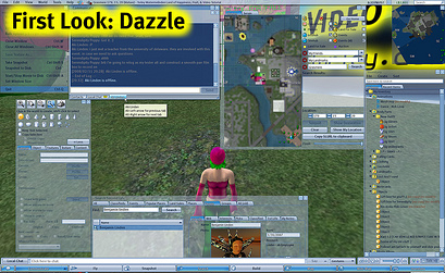 The Otherland Group - Blog: New Dazzle Look for Second Life